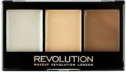 Fragrances, Perfumes, Cosmetics Contour Palette - Makeup Revolution Ultra Contour Kit