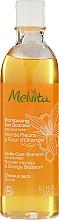 "Fragrances, Perfumes, Cosmetics Gentle Shampoo for Thin & Dry Hair ""Honey & Orange Blossom"" - Melvita Gentle Nourishing Shampoo"