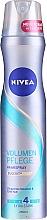 Fragrances, Perfumes, Cosmetics Hair Spray - Nivea Volume Care Eucerit Styling Hairspray