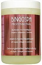 Fragrances, Perfumes, Cosmetics Anti Stretch Marks Gel Wrap with Algae and Collagen - BingoSpa