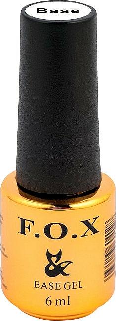 UV Base Coat - F.O.X Base Strong Gel