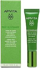 Fragrances, Perfumes, Cosmetics Eye Cream - Apivita Bee Radiant Signs Of Aging & Anti-Fatigue Eye Cream