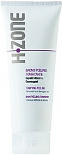 Fragrances, Perfumes, Cosmetics Tonifying Peeling for Tired & Damaged Hair - H.Zone Bagno Peeling Tonificante