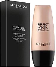 Fragrances, Perfumes, Cosmetics Long-Lasting Foundation - Mesauda Milano Perfect Skin Foundation