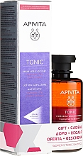 Fragrances, Perfumes, Cosmetics Set - Apivita Tonic (hair/lot/150mll + shm/250ml)