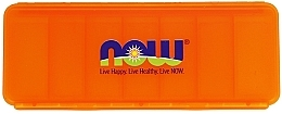 Fragrances, Perfumes, Cosmetics Vitamin Case - Now Foods 7 Day Pill Case