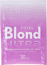 Fragrances, Perfumes, Cosmetics Lightening Powder - Estel Professional Only Ultra Blond