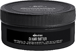 Fragrances, Perfumes, Cosmetics Nourishing Hair Butter - Davines OI Hair Butter