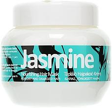 Fragrances, Perfumes, Cosmetics Damaged Hair Mask - Kallos Cosmetics Jasmine Nourishing Hair Mask