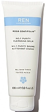 Fragrances, Perfumes, Cosmetics Cleansing Face Balm - REN Rosa Centifolia No.1 Purity Cleansing Balm