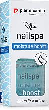 Fragrances, Perfumes, Cosmetics Moisturizing Nail Serum - Pierre Cardin Nail Spa Moisture Boost