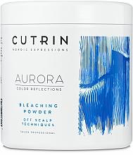 Fragrances, Perfumes, Cosmetics Bleaching Powder, scent-free - Cutrin Aurora Bleach Powder