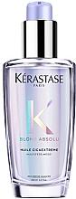 Fragrances, Perfumes, Cosmetics Hair Oil - Kerastase Blond Absolu Huile Cica Extreme