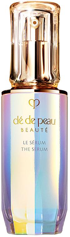 """Serum-Activator """"The Serum"""" - Cle De Peau Beaute Face Serum — photo N1"""