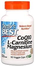 Fragrances, Perfumes, Cosmetics L-Carnitine Magnesium - Doctor's Best CoQ 10 L-Carnitine Magnesium