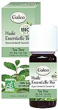 Fragrances, Perfumes, Cosmetics Organic Tea Tree Essential Oil - Galeo Organic Essential Oil Tea Tree