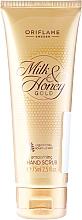 "Fragrances, Perfumes, Cosmetics Hand Scrub ""Milk and Honey Gold Series"" - Oriflame Milk & Honey Gold Hand Scrub"