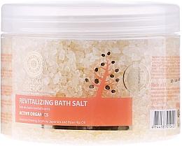 "Fragrances, Perfumes, Cosmetics Bath Salt ""Revitalizing. Anti-Age"" - Natura Siberica"