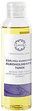 Fragrances, Perfumes, Cosmetics Body Tonic - Yamuna Sage-Turmeric Non-Alcoholic Tonic