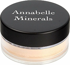 Fragrances, Perfumes, Cosmetics Mattifying Face Powder - Annabelle Minerals Powder (mini size)