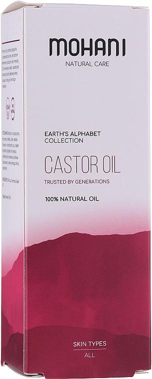 """Face & Body Oil """"Castor"""" - Mohani"""