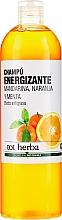 Fragrances, Perfumes, Cosmetics Shampoo - Tot Herba Tangerine and Orange Energizing Shampoo