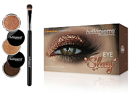 Fragrances, Perfumes, Cosmetics Eye Makeup Kit - Bellapierre Eye Slay Kit Copper Glam