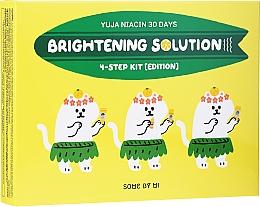 Fragrances, Perfumes, Cosmetics Set - Some By Mi Yuja Niacin 30 Days Brightening Solution