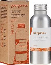 Fragrances, Perfumes, Cosmetics Mouthwash - Georganics Red Mandarin Mouthwash