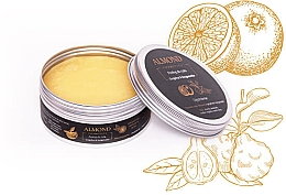 Fragrances, Perfumes, Cosmetics Grapefruit & Bergamot Body Scrub - Almond Cosmetics Grapefruit & Bergamot Body Scrub