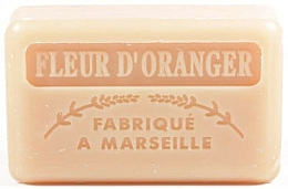 Fragrances, Perfumes, Cosmetics Marseille Orange Blossom Soap - Foufour Savonnette Marseillaise