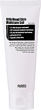 Fragrances, Perfumes, Cosmetics Moisturizing Cleansing Gel Exfoliant - Purito BHA Dead Skin Moisture