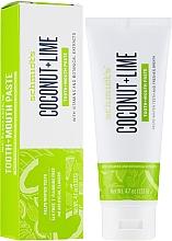 Fragrances, Perfumes, Cosmetics Toothpaste - Schmidt's Coconut Lime Toothpaste