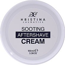 Fragrances, Perfumes, Cosmetics Soothing After Shave Cream - Hristina Cosmetics Soothing After Shave Cream
