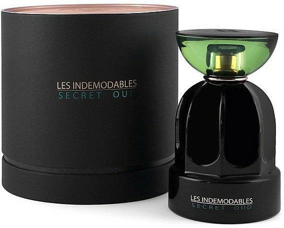 Albane Noble Les Indemodables Secret Oud - Eau de Parfum — photo N1