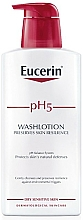 Fragrances, Perfumes, Cosmetics Cleansing Body Lotion for Sensitive Skin - Eucerin pH5 WashLotion