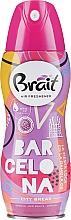 "Fragrances, Perfumes, Cosmetics Freshener ""City Break -Barcelona"" - Brait Dry Air"