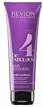 Fragrances, Perfumes, Cosmetics Keratin Conditioner, step 4 - Revlon Professional Be Fabulous Hair Recovery Keratin Conditioner