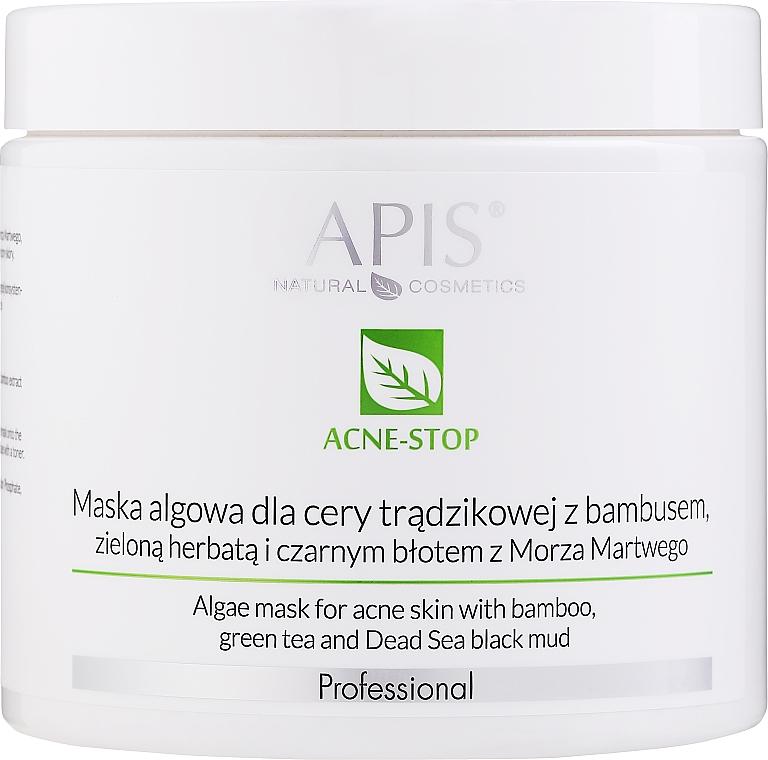 Face Mask - APIS Professional Algae Mask For Acne Skin