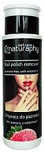 "Fragrances, Perfumes, Cosmetics Vitamin F Nail Polish Remover ""Strawberry"" - Bluxcosmetic Naturaphy"