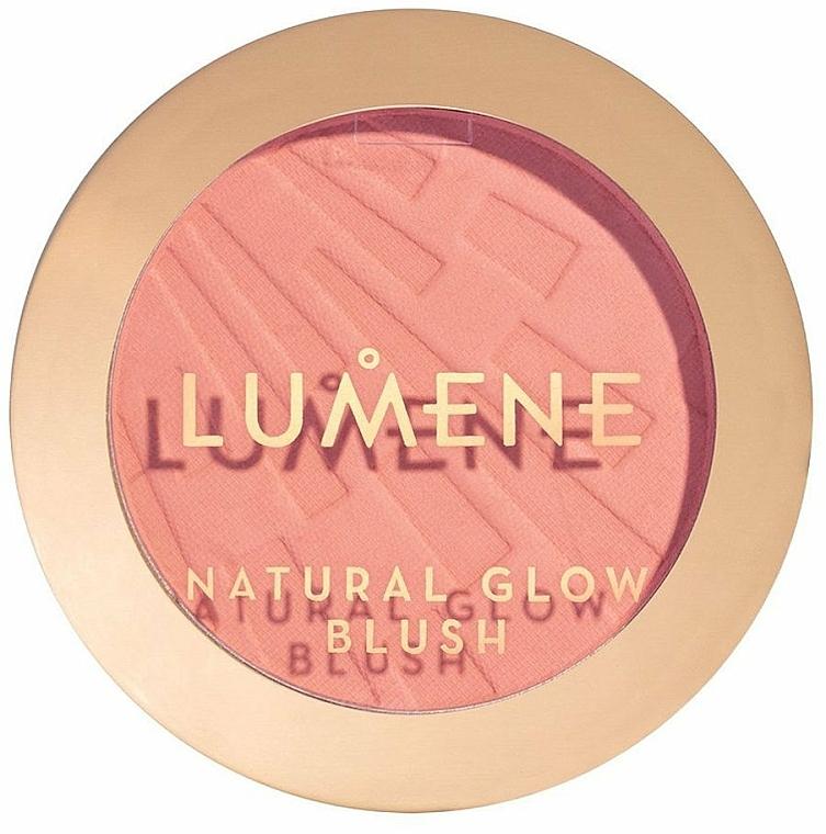 Blush - Lumene Natural Glow Blush — photo N1