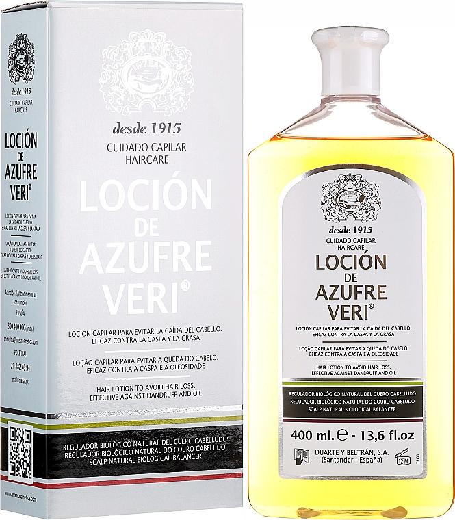 Anti Hair Loss Lotion - Intea Azufre Veri