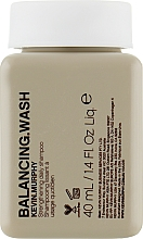 Fragrances, Perfumes, Cosmetics Daily Strengthening Shampoo for Colored Hair - Kevin.Murphy Balancing.Wash (mini size)