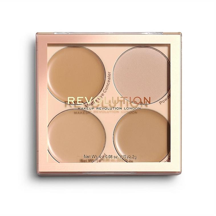 Concealer Palette - Makeup Revolution Base