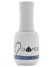 Fragrances, Perfumes, Cosmetics Gel Polish Base Coat - Elisium Diamond Liquid 2 Base Coat