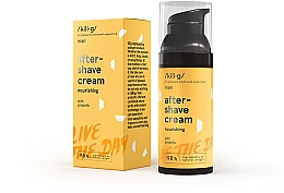 Fragrances, Perfumes, Cosmetics Nourishing After Shave Cream - Kili·g Man After Shave Cream