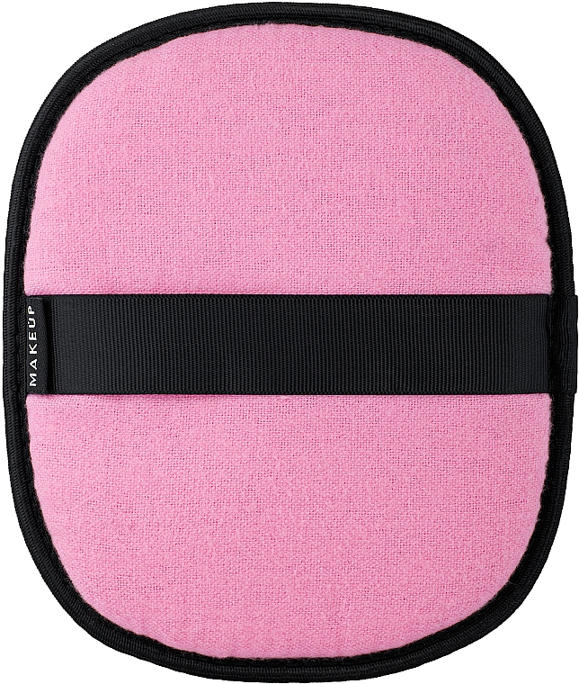 "Exfoliating Body Washcloth, pink ""Nudy & Shy"" - Makeup Exfoliating Washcloth"