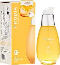 Fragrances, Perfumes, Cosmetics Brightening Face Serum - Frudia Brightening Citrus Serum