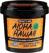 Fragrances, Perfumes, Cosmetics Body Scrub - Beauty Jar Aloha Hawaii Gently Exfoliating Body Scrub