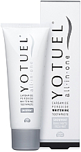 Fragrances, Perfumes, Cosmetics Whitening Toothpaste - Yotuel All in One Snowmint Whitening Toothpaste